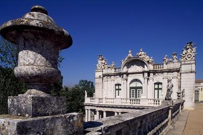 18th Century Royal Palace, Queluz, Portugal