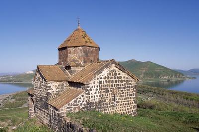 Armenia, Near Lake Sevan, Church of Holy Apostles, 874