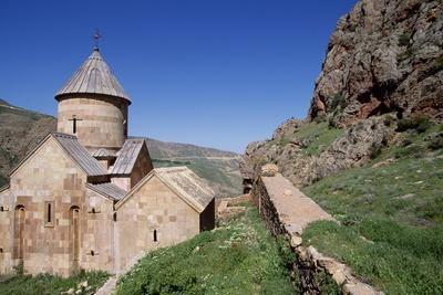 Armenia, Noravank Monastery, St Karapet Church,13th-14th Century
