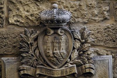 Coat of Arms of San Marino, Republic of San Marino