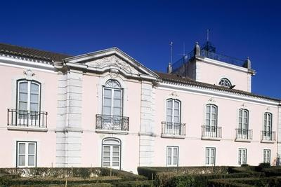 National Theatre Museum, Lisbon, Portugal