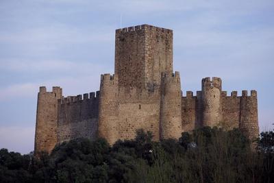 Almourol Castle, Portugal, 12th Century