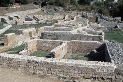 Villa of Tiberius, Sperlonga, Lazio, Italy BC-1st Century AD