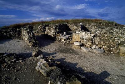 Area of Basilicas, Ancient City of Cannae, Battle of Cannae, Puglia, Italy