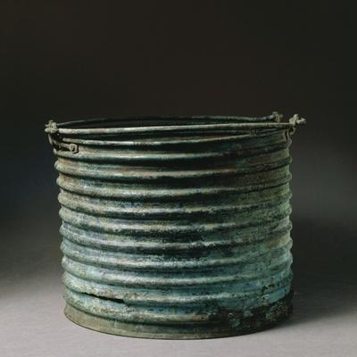 Bronze Situla, Iron Age