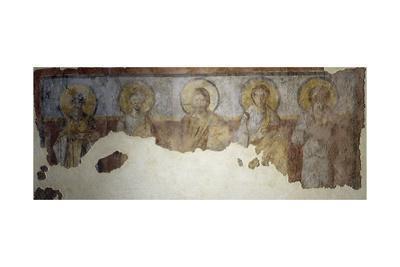 Christ Between St Simplicius, Faustinus and Rufinianus