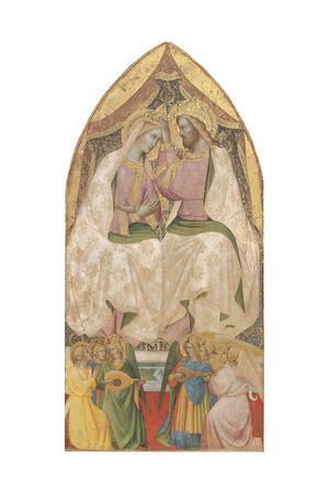 The Coronation of the Virgin, C.1370