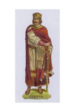 King Clovis