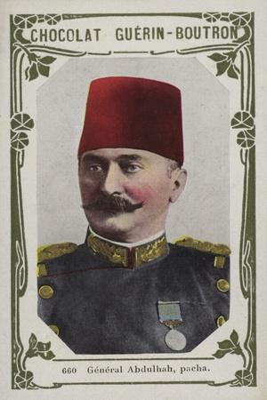General Abdulhah, Pacha