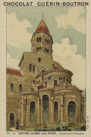 Notre-Dame-Du-Port, Clermont-Ferrand