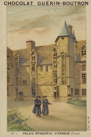 Palais Episcopal D'Evreux, Eure