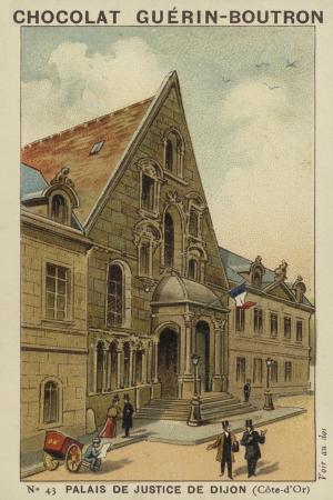 Palais De Justice De Dijon, Cote-D'Or