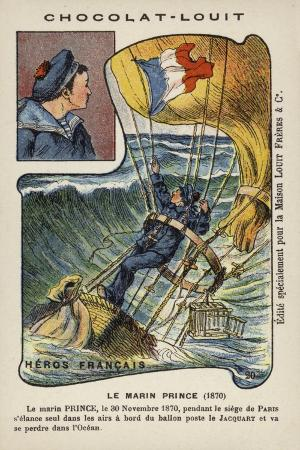 Prince, French Sailor, Siege of Paris, 1870