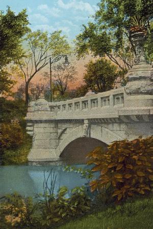 Cement Bridge, Garfield Park