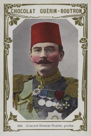 General Osman-Nazim, Pacha