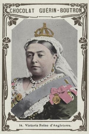 Victoria Reine D'Angleterre