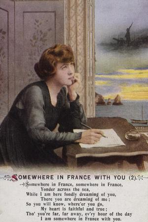 Somewhere in France with You