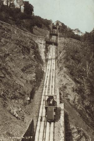 Lynmouth Lift, Devon