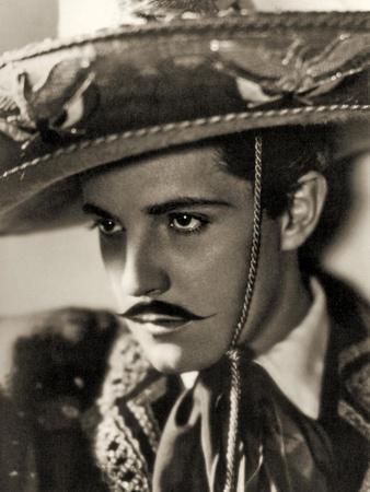 Portrait of Ramon Novarro