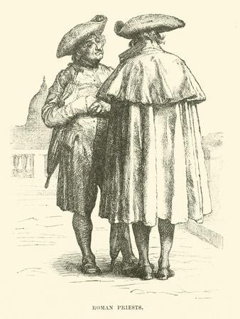 Roman Priests
