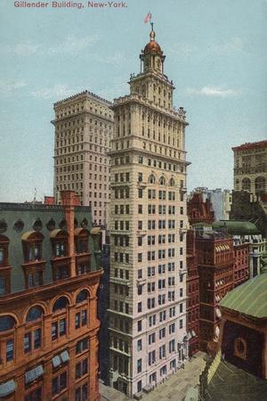 Gillender Building, New York City, USA