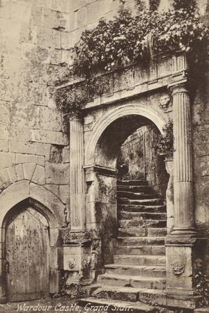 Wardour Castle, Grand Stair
