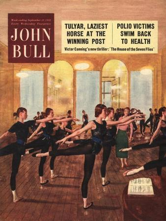 Front Cover of 'John Bull', September 1952