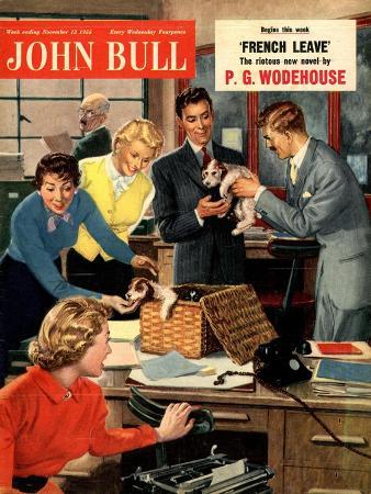 Front Cover of 'John Bull', November 1951
