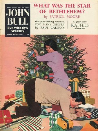 Front Cover of 'John Bull', December 1959