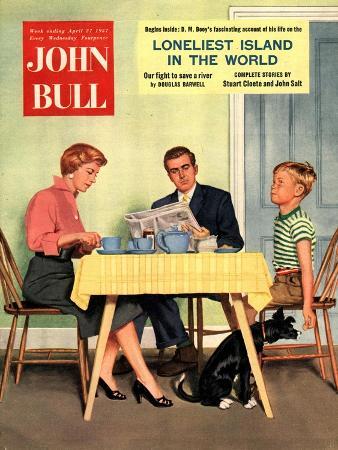 Front Cover of 'John Bull', April 1957