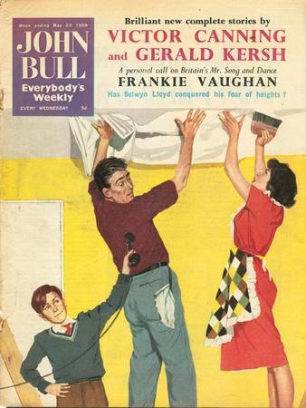 Front Cover of 'John Bull', May 1959