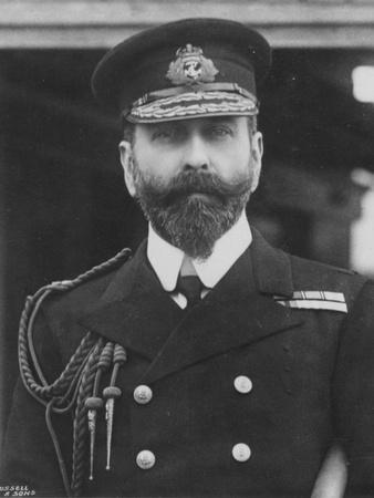 Rear-Admiral Hsh Prince Louis of Battenberg