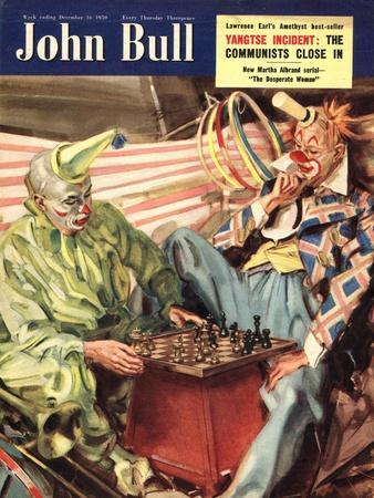 Front Cover of 'John Bull', December 1950