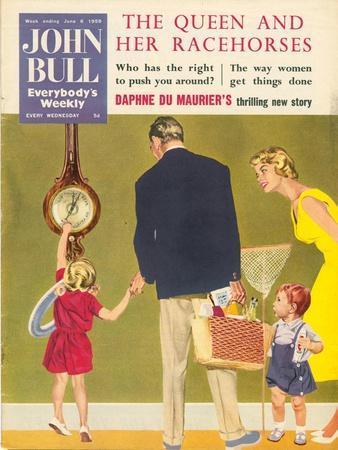 Front Cover of 'John Bull', June 1959