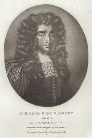 Sir Edmond Bury Godfrey