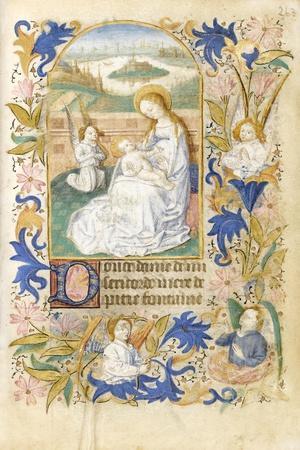 The Adoration, 1464