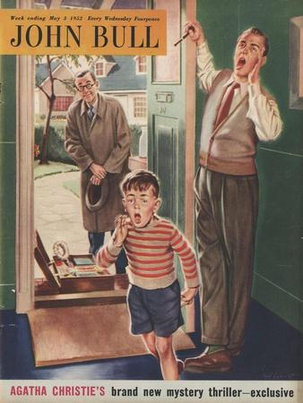 Front Cover of 'John Bull', May 1952