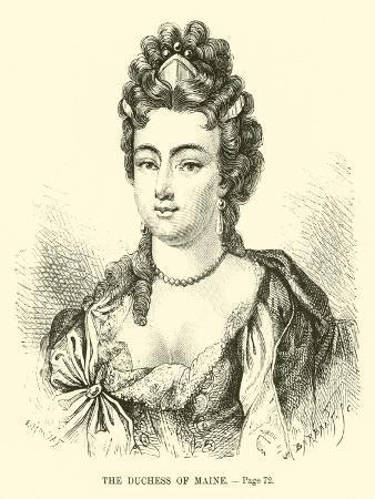 The Duchess of Maine