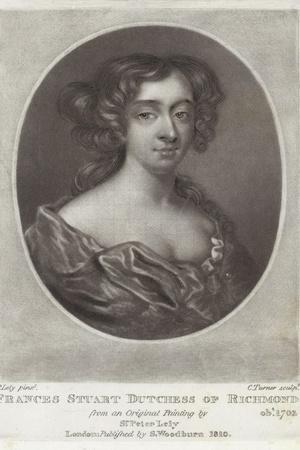 Frances Stuart