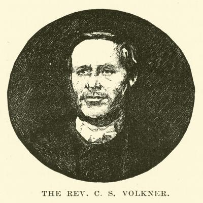 The Reverend C S Volkner