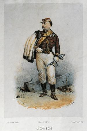 Portrait of Gerolamo Bixio, Called Nino