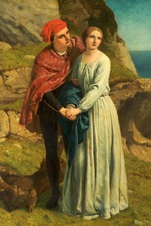Ferdinand and Miranda, 1863