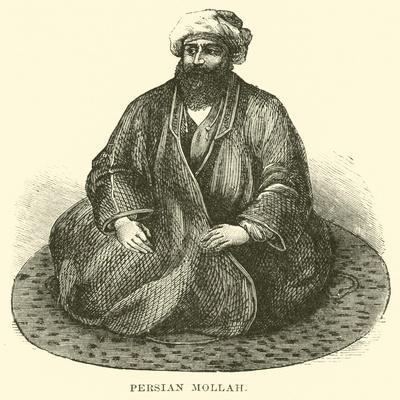 Persian Mollah