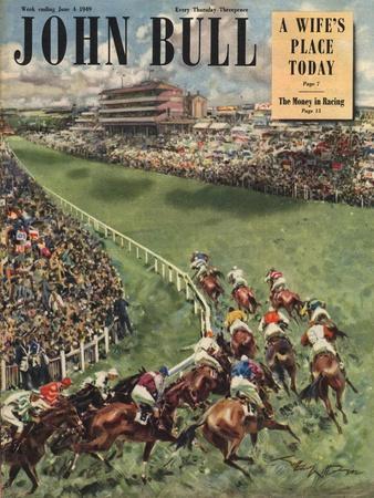 Front Cover of 'John Bull', June 1949