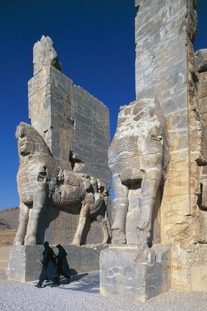 Gate of All Nations or of Xerxes, Persepolis