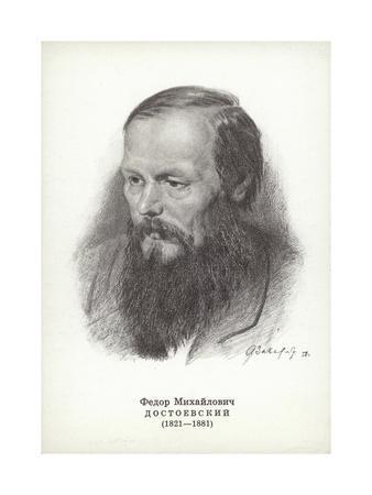 Fyodor Dostoyevsky, Russian Novelist