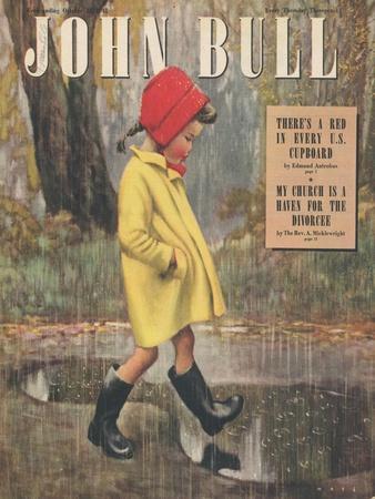 Front Cover of 'John Bull', October 1947