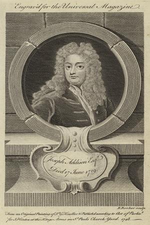 Joseph Addison, Esquire