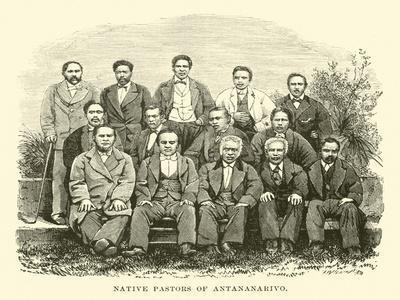 Native Pastors of Antananarivo
