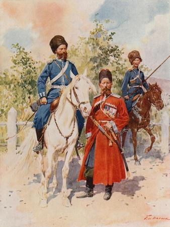 Cossacks of the Guard and Imperial Bodyguard